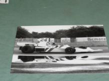 "HESKETH 308B James Hunt 1975 Daily Express F1  10x8"" photo by Frank Hall"